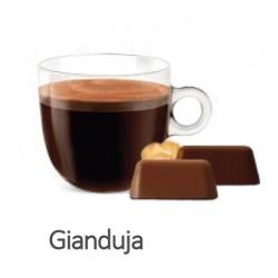Capsules Chocolat italien aux noisettes compatibles Nespresso ®