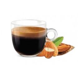 Almond compatible Nespresso ® capsules.