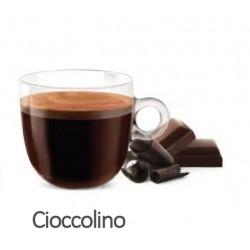 Capsules compatibles Nespresso ® Café + lait + chocolat