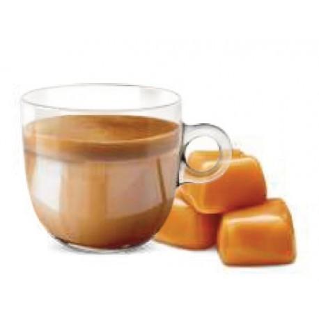 Capsule Lait Caramel compatible Nespresso ®