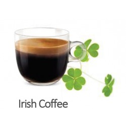 Irish Coffee capsules compatible with Nespresso ®