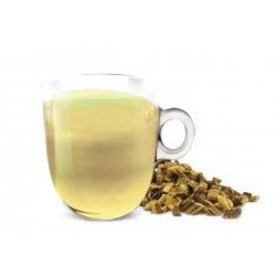 Nespresso ® compatible lemon ginger capsule