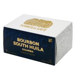 Capsules Colombie Bourbon compatibles Nespresso ® Terres de café