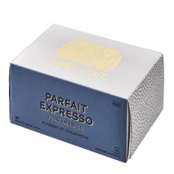 Capsules compatibles Nespresso ® Parfait Expresso Terres de café