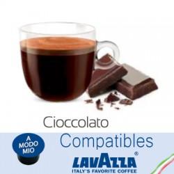 Capsules de chocolat compatibles Lavazza A Modo Mio ®