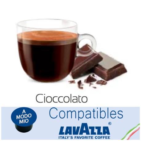 Lavazza A Modo Mio ® Compatible Chocolate Capsules