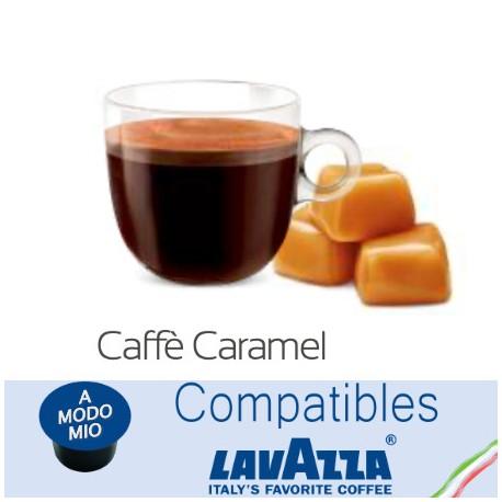 Lavazza A Modo Mio ® Café Caramel compatible capsules
