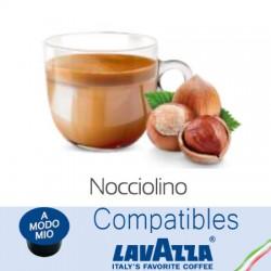 Capsules Noisette compatibles Lavazza A Modo Mio ®