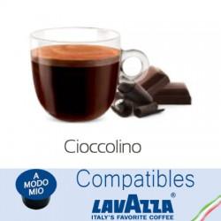 Capsules de Café Lait Chocolat compatibles Lavazza A Modo Mio ®