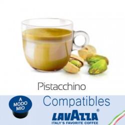 Capsules compatibles Lavazza A Modo Mio ® à la pistache