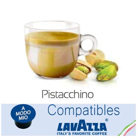 Lavazza A Modo Mio ® compatible pistachio capsules