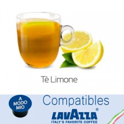 Instant drink Lavazza A Modo Mio ® compatible lemon tea