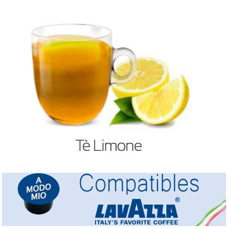 Instant drink Lavazza A Modo Mio ® compatible lemon tea