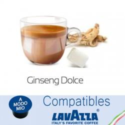 Compatible capsules Lavazza A Modo Mio ® Ginseng Coffee