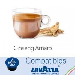 Capsules Café Ginseng amer compatibles Lavazza A Modo Mio ®