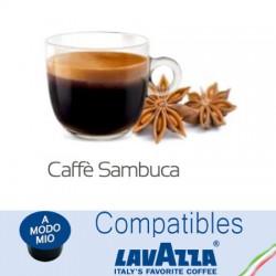 Capsules arôme Liqueur Anis Etoilé Caffè Bonini compatibles Lavazza A Modo Mio ®