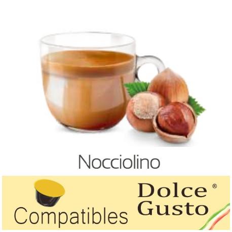 Capsules arôme Noisette compatibles Lavazza A Modo Mio®