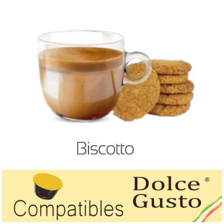 Capsules Gourmesso Biscottino compatibles Nespresso ®