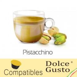 Capsules compatibles Dolce Gusto ® à la pistache