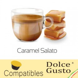 Capsule Lait Caramel compatible Dolce Gusto ®
