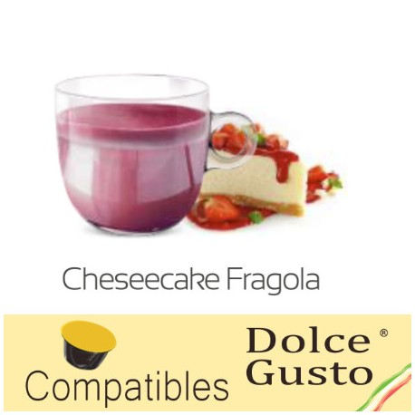Dolce Gusto ® Compatible Caramel Milk Capsule