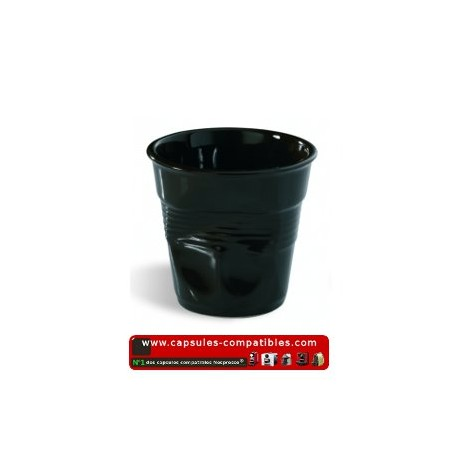 Lot de 6 Tasses espresso REVOL froissées