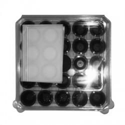 Pack découverte 24 Eco capsules compatibles Nespresso ®