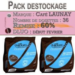 Pack découverte capsules compatibles Nespresso ® Espresso Monte-Carlo