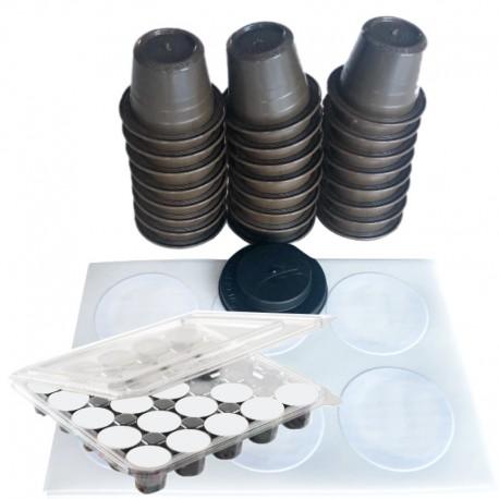 Pack Eco capsules