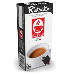Ristretto capsules compatibles Nespresso ® de Caffè Bonini