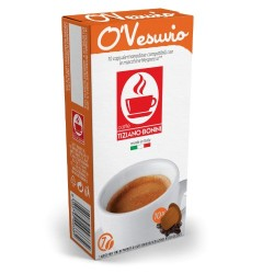 O'Vésuvio capsules Caffè Bonini compatibles Nespresso ®