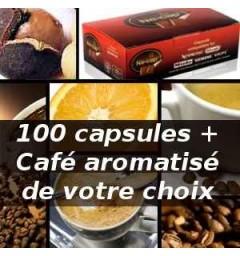 Pack Capsul'in 100 Liberté