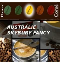 "Café AUSTRALIE ""SKYBURY FANCY"" pour Capsul'in"