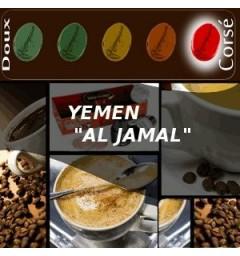 Café YEMEN AL JAMAL pour Capsul'in