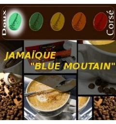 Café JAMAÏQUE BLUE MOUNTAIN pour dosettes compatibles Nespresso®