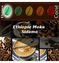 Ethiopie Moka Sidamo pour dosettes compatibles Nespresso®