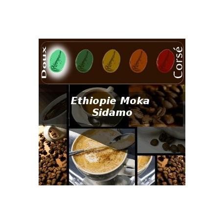 Ethiopie Moka Harrar Longberry