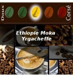 Ethiopie Moka Yrgacheffe pour capsules compatibles Nespresso®
