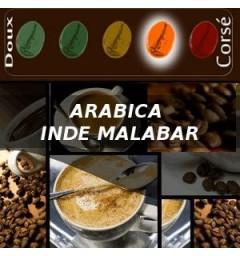Café INDES MALABAR pour dosettes compatibles Nespresso®