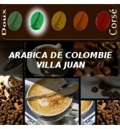 Arabica de Colombie VILLA JUAN 125grs