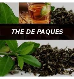 THE DE PAQUES