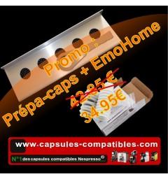 Pack Prépa-caps + EmoHome