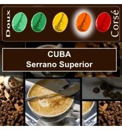 Café Cuba Serrano 250grs