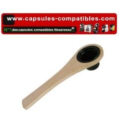 Capspoon, la cuillère bois Capsul'in