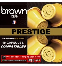 Capsules Brown Prestige