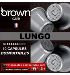 Capsules Brown Lungo