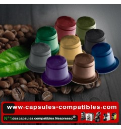 200 capsules Ethical Coffee Company