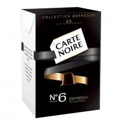 Capsules Carte Noire n°6 - compatible Nespresso ® capsules