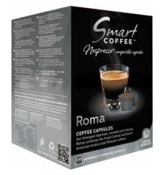 Smart Coffee - ROMA – Capsules Nespresso Compatibles