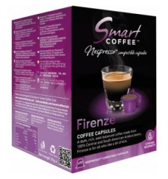 Smart Coffee - FIRENZE - Capsules Nespresso Compatibles